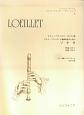 ルイエ曲 アルト・リコーダーと通奏低音のための ソナタ 作品1-3、作品1-4 バロックリコーダーソナタシリーズ5