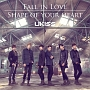 Fall in Love/Shape of your heart(A)(DVD付)