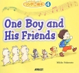 One Boy and His Friends ソングde絵本4