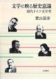 文学に映る歴史意識 現代ドイツ文学考