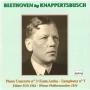 ベートーヴェン:ピアノ協奏曲第3番 ハ短調 作品37 交響曲第7番 イ長調 作品92