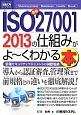 最新・ISO27001 2013の仕組みがよ~くわかる本 情報セキュリティマネジメントの国際規格