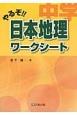 やるぞ!! 中学日本地理ワークシート