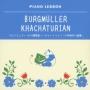 ブルグミュラー:18の練習曲/ハチャトゥリャン:「少年時代の画集」