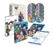 ダンボール戦機W DVD-BOX1