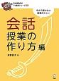 会話授業の作り方編 日本語教師の7つ道具シリーズ7