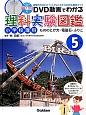 DVD動画でわかる理科実験図鑑小学校理科 5年 もののとけ方・電磁石・ふりこ (3)