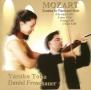 モーツァルト:ピアノとヴァイオリンの為のソナタ