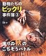 動物たちのビックリ事件簿 実りの秋のごちそうバトル (3)