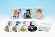 聖闘士星矢 Blu-ray BOX1