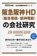阪急阪神HD(阪急電鉄・阪神電鉄)の会社研究 2015 JOB HUNTING BOOK