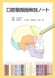 口腔顎顔面解剖ノート