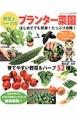 野菜とハーブのプランター菜園 はじめてでも簡単!たっぷり収穫!