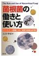 菌根菌の働きと使い方 パートナー細菌と共に減肥・病害虫抑制