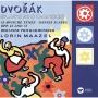 ドヴォルザーク:スラヴ舞曲作品46&72(全曲)