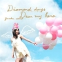 Diamond days~ココロノツバサ~/Dear my hero(DIAMOND DAYS~ココロノツバサ~盤)(DVD付)