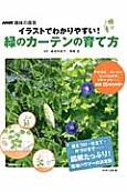 イラストでわかりやすい!緑のカーテンの育て方 NHK趣味の園芸
