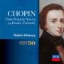 ショパン:ピアノ・ソナタ(全3曲)、24の練習曲集