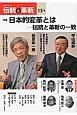 オピニオン誌「伝統と革新」 特集:日本的変革とは-伝統と革新の一致 (15)