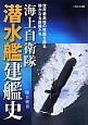 海上自衛隊 潜水艦建艦史 世界最高峰の性能を誇る静かなる鉄鯨たち