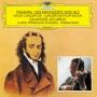 パガニーニ:ヴァイオリン協奏曲第1番、第2番≪ラ・カンパネッラ≫