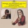 パガニーニ:ヴァイオリン協奏曲第3番、第4番