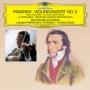 パガニーニ:ヴァイオリン協奏曲第5番