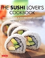 THE SUSHI LOVER'S COOKBOOK EASY TO PREPARE SUSHI FOR