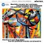 バルトーク:弦楽器、打楽器とチェレスタのための音楽、ヒンデミット:画家マチス(HYB)