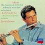 モーツァルト:フルート協奏曲第1番、第2番