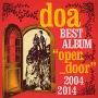 """BEST ALBUM """"open_door"""" 2004-2014(DVD付)"""