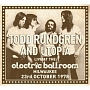 LIVE AT THE ELECTRIC BALLROOM -MILWAUKEE 23RD OCTOBER 1978
