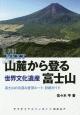 山麓から登る世界文化遺産 富士山 富士山の古道&登頂ルート詳細ガイド