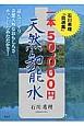 一本50,000円天然知能水 石川希理「自選集」 読んでニヤリ奇想天外なおもしろさホッとしたあたたか
