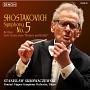 ショスタコーヴィチ:交響曲第5番 ベルリオーズ:愛の情景~劇的交響曲≪ロミオとジュリエット≫より(HYB)