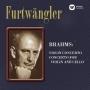 ブラームス: ヴァイオリン協奏曲&ヴァイオリンとチェロのための二重協奏曲(HYB)