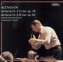 ベートーヴェン:交響曲 第2番 ニ長調 作品36 交響曲 第4番 変ロ長調 作品60