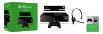 Xbox One + Kinect(7UV00103)