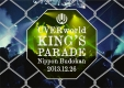 KING'S PARADE Nippon Budokan 2013.12.26