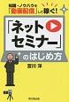 「ネットセミナー」のはじめ方 知識・ノウハウを「動画配信」して稼ぐ!