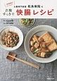 大腸専門病院松島病院のお腹すっきり快腸レシピ 食物繊維がたっぷり!