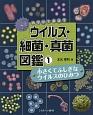 のぞいてみよう ウイルス・細菌・真菌図鑑 小さくてふしぎなウイルスのひみつ (1)