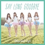 Say long goodbye/ヒマワリと星屑 -English Version-(A)(DVD付)