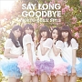 Say long goodbye/ヒマワリと星屑 -English Version-(B)(DVD付)