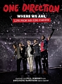 WHERE WE ARE:LIVE FROM SAN SIRO STADIUM (BLU-RAY)