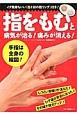 指をもむと病気が治る!痛みが消える! 手指は全身の縮図! イタ気持ちいい「金と銀の指リング」付き!