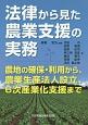 法律から見た農業支援の実務 農地の確保・利用から、農業生産法人設立、6次産業化