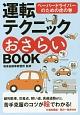運転テクニックおさらいBOOK<新版> ペーパードライバーのための虎の巻