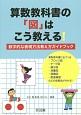 算数教科書の「図」はこう教える! 数学的な表現方法教え方ガイドブック