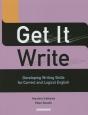 Get It Write コーパス活用英文ライティング入門